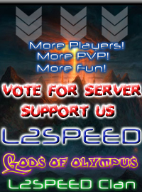Vote for L2SPEED